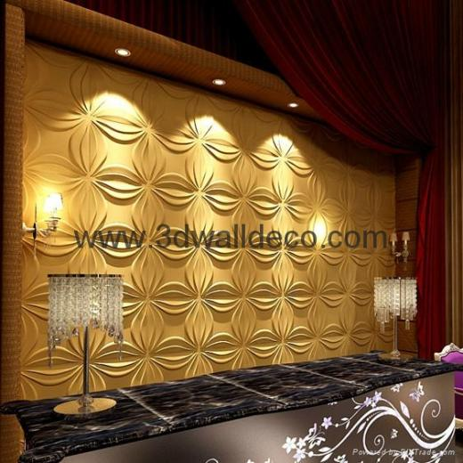 Made in China individual bamboo wall panel