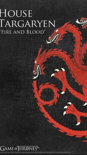 game of thrones iphone wallpaper targaryenTargaryen iPhone 5 Wallpaper