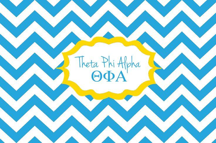 Theta Phi Alpha Background Sorority Screens Pinterest
