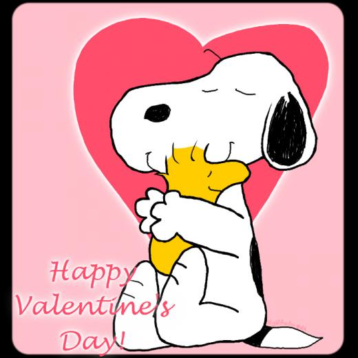 Peanuts Valentines Day Wallpaper Happy valentines day by