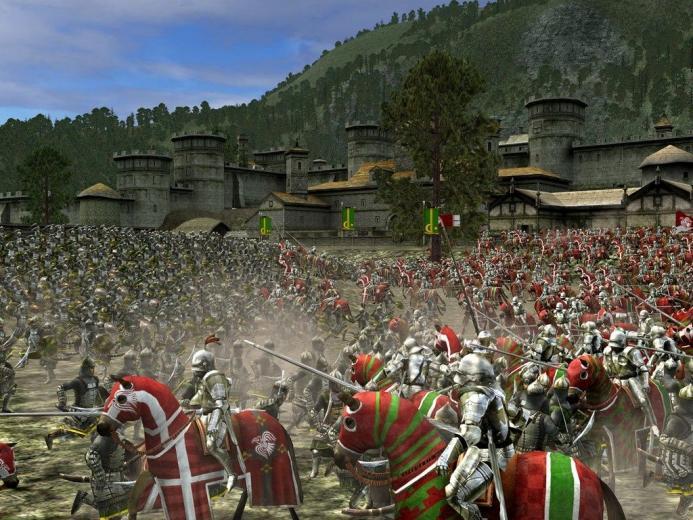 Wallpaper Medieval 2 Total War Download Wallpaper