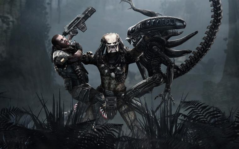 Aliens Vs Predator Game Wallpapers HD Wallpapers