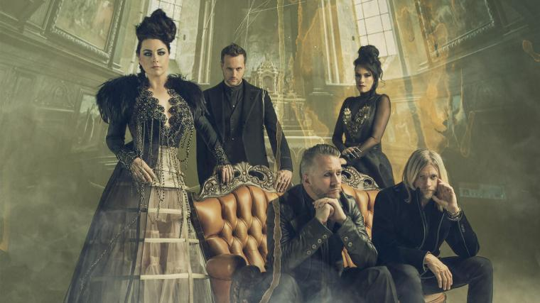 Evanescence Synthesis Live   Sydney Opera House