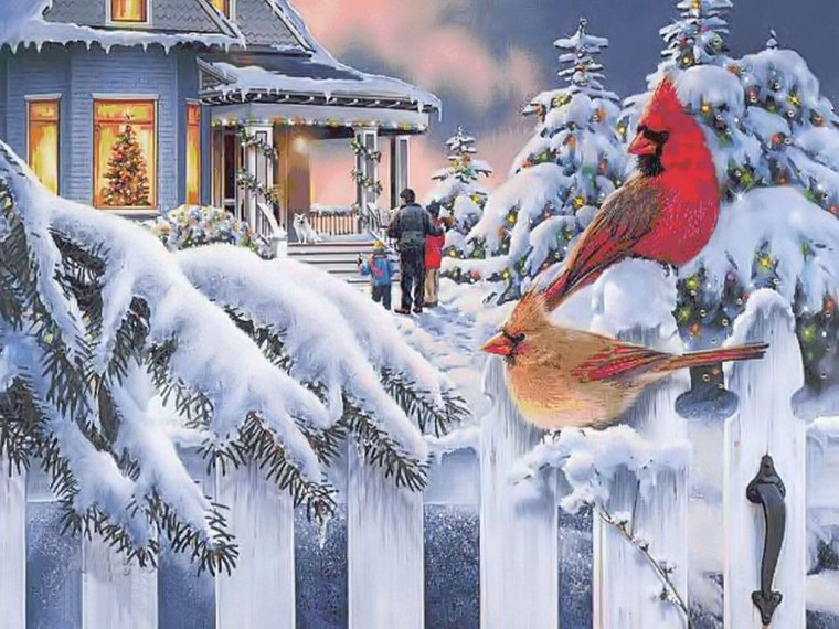 screensavers christmas scene wallpaper funny christmas High