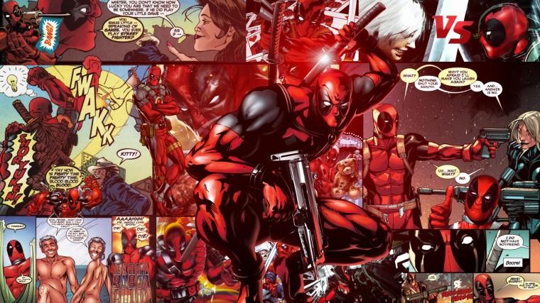Deadpool HD Wallpaper Deadpool Desktop Background
