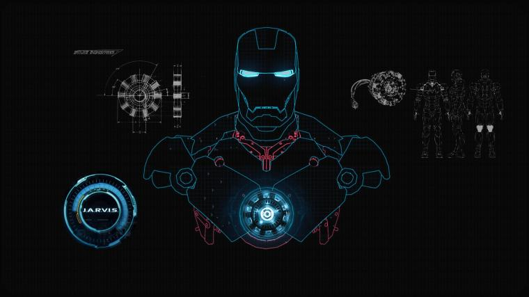 69 Iron Man Wallpapers For Download In HD