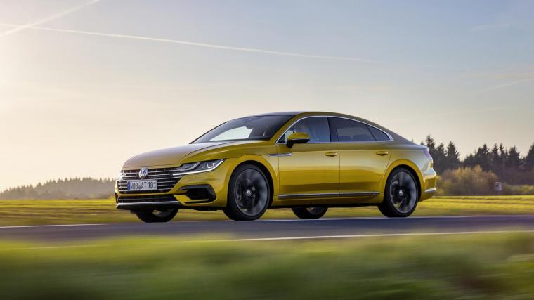 VW Arteon Six Cylinder Engine Shooting Brake Version Considered
