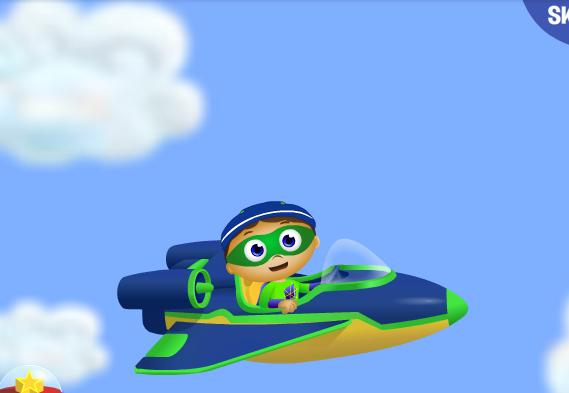 Super Why! Background 8
