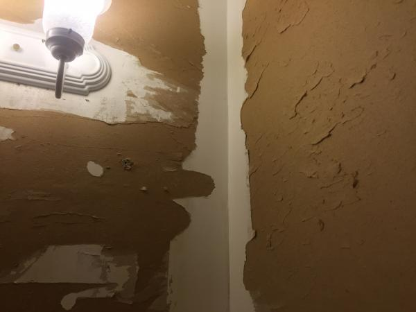 Wallpaper removal damage What to do   DoItYourselfcom Community