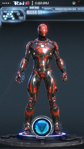 Ironman Mark 51 Suit Video Wallpaper HD Stark Resilient