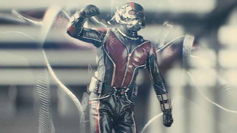 Ant Man HD Wallpapers for desktop download