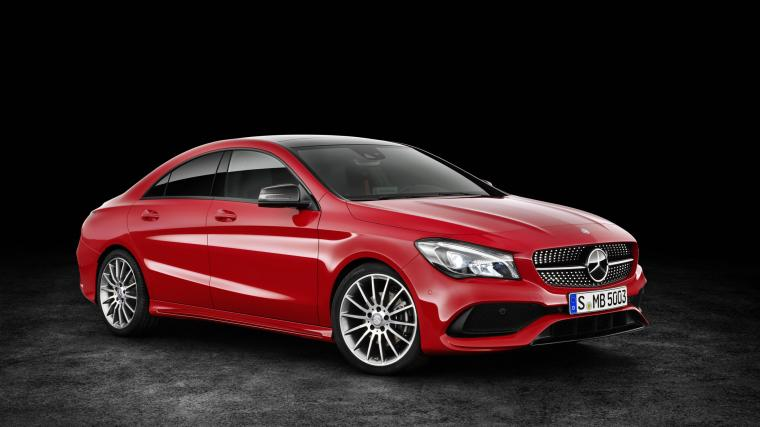 2017 Mercedes Benz CLA 2 Wallpaper HD Car Wallpapers ID 6338