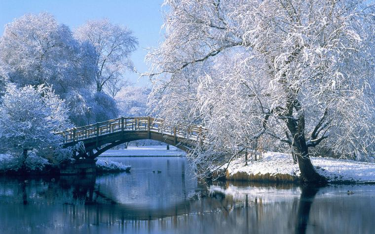 Winter And Snow Scenes Desktop Wallpapers for Widescreen HD