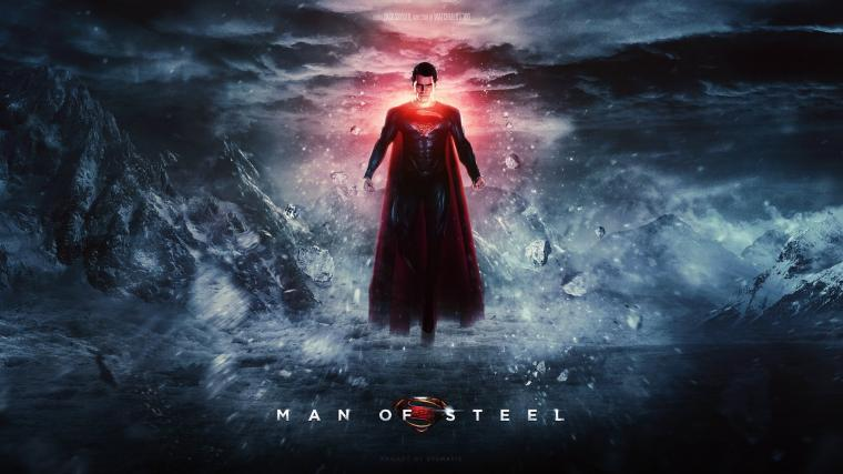 15 Man of Steel Wallpapers amp Digital Art   DigitalArtio