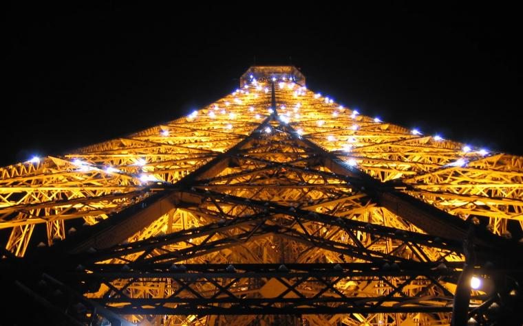 Wallpaper Tour Eiffel