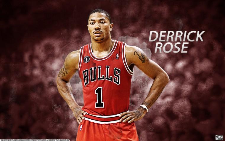 Derrick Rose by pllay1