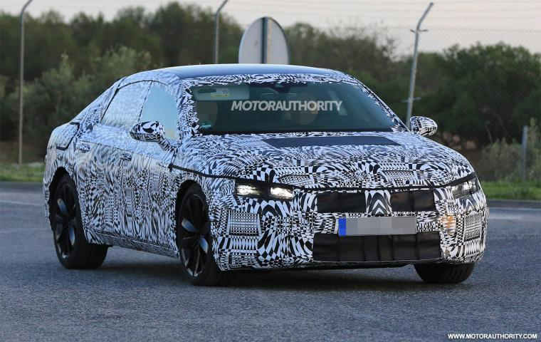 Report VW Arteon could offer shooting brake option