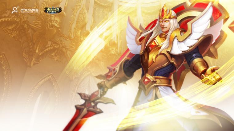 Media Heroes Evolved competitive MOBA