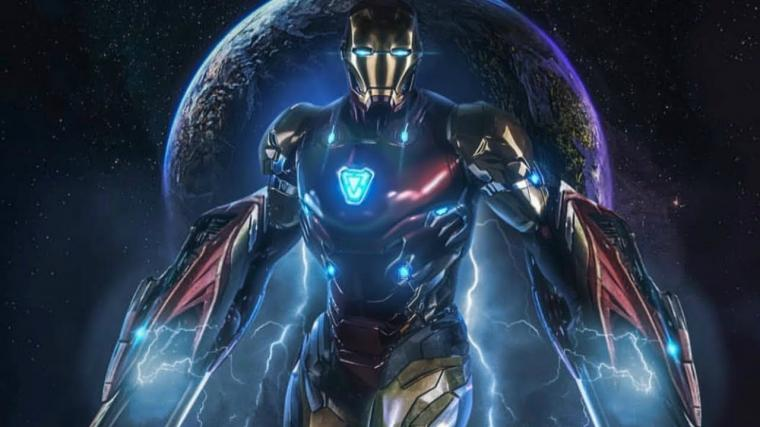 Avengers 4 Iron Mans NEW ARMOR IRON LEGION   Mark 85 Explained