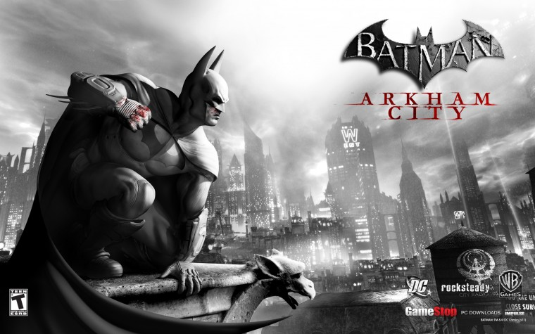 city arkham community wallpapers exclusive batman
