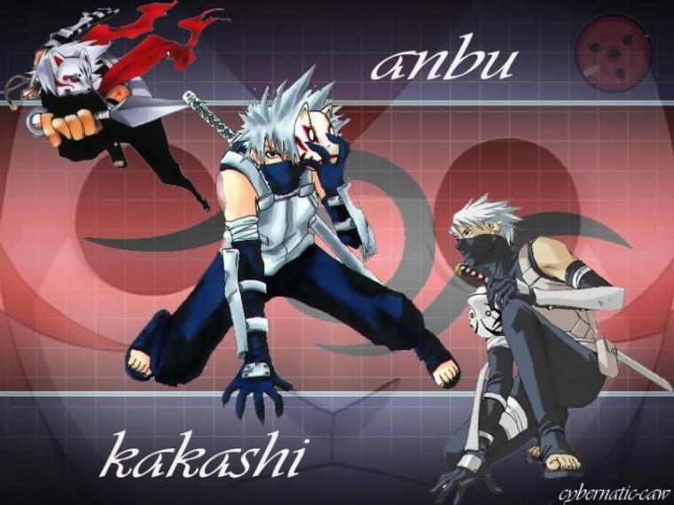 kakashi anbu fondo de pantalla   ForWallpapercom