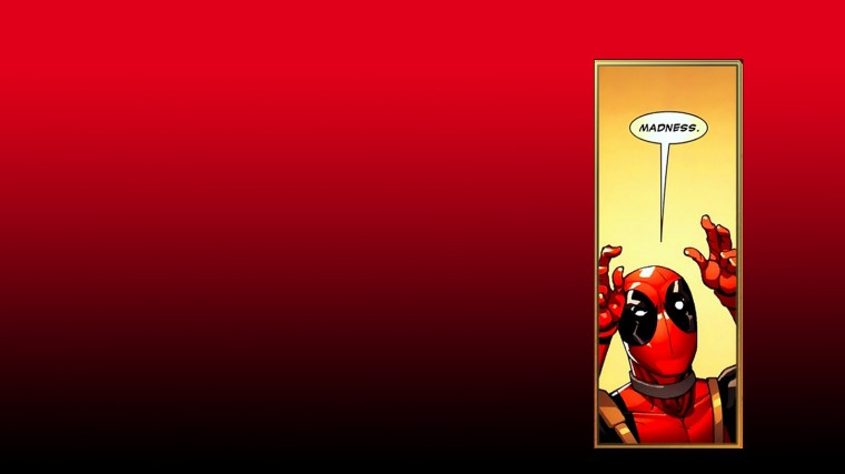 Deadpool Wallpaper 1920X1080 wallpaper   982812
