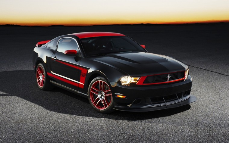 2012 Ford Mustang Boss Wallpapers HD Wallpapers