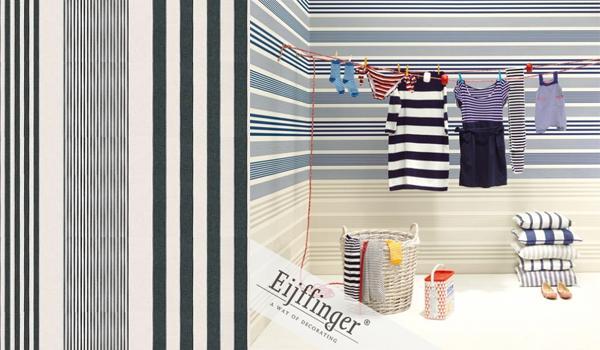 Eijffinger Stripes Only   320443 Wallpaper Wallpapersalescouk