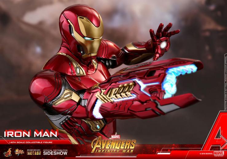 Marvel Iron Man Sixth Scale Figure by Hot Toys Sideshow Collectibles