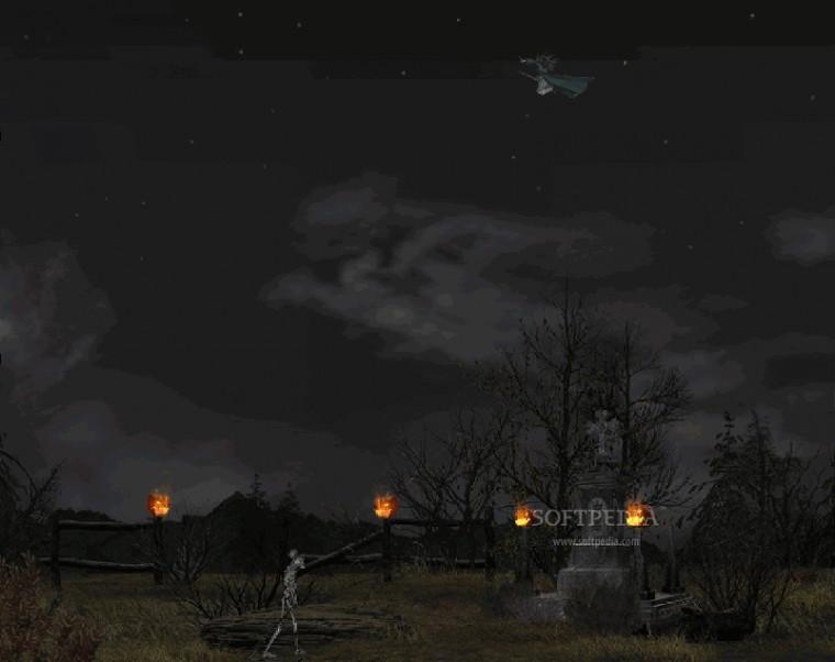 Moving Halloween Backgrounds animated halloween