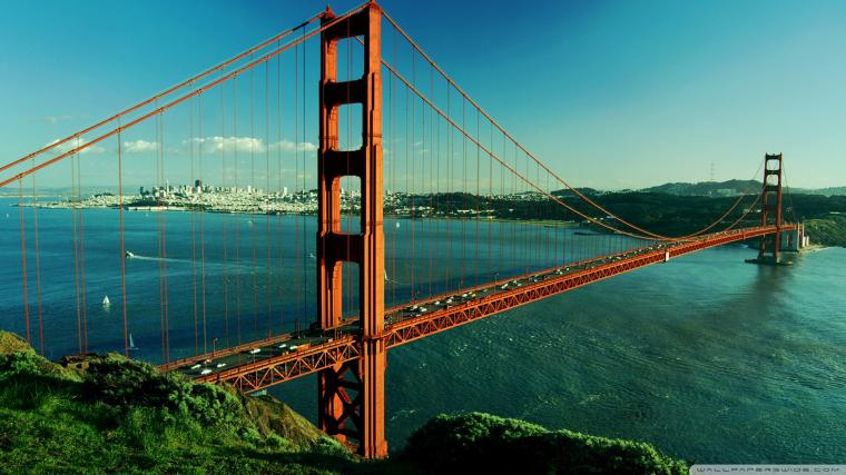 San Francisco wallpaper Cities wallpapers