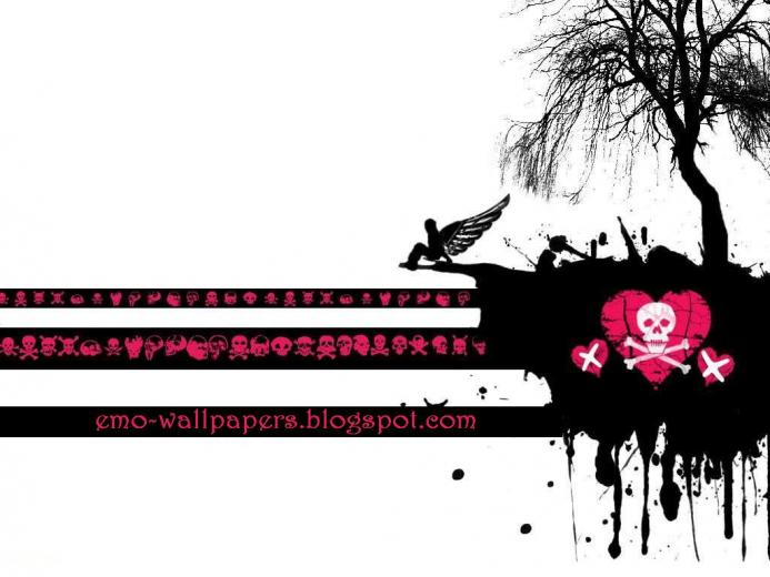 emo wallpapers latest emo pink emo wallpapers leave a comment