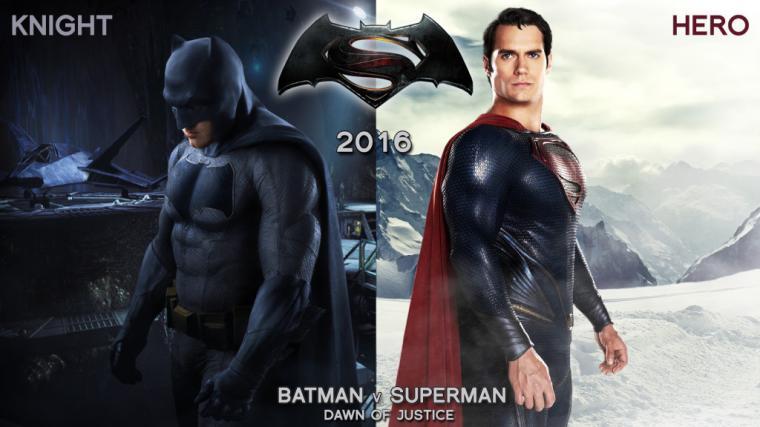 Batman v Superman 2016 Wallpaper   DreamLoveWallpapers