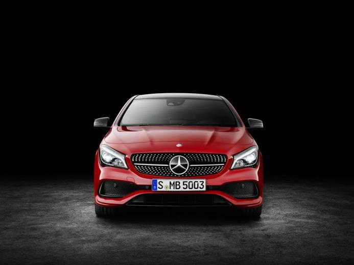 2017 Mercedes Benz CLA Class Wallpaper and Image Gallery