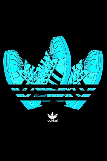 Adidas vector shoes iPhone HD Wallpaper iPhone HD Wallpaper download