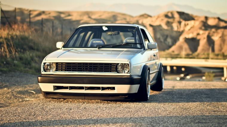 Golf Mk1 HD Wallpaper 1920x1080 ID41071   WallpaperVortexcom