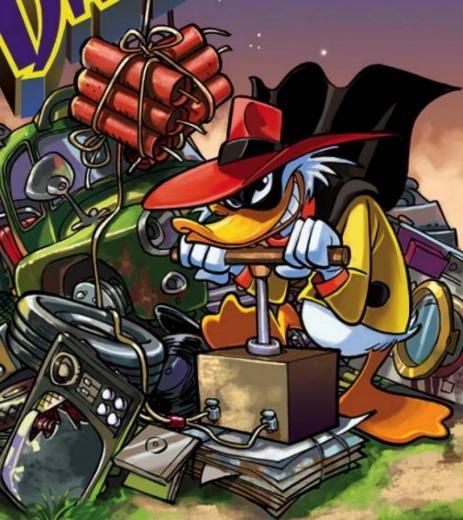 Negaduck screenshots images and pictures   Comic Vine