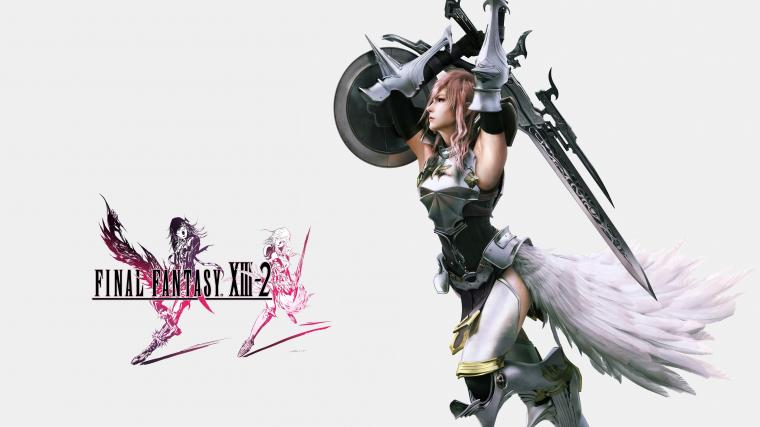 Final Fantasy XIII 2 Lightning Wallpapers HD Wallpapers