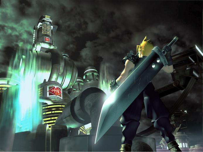 Final Fantasy VII FFVII FF7   Wallpapers