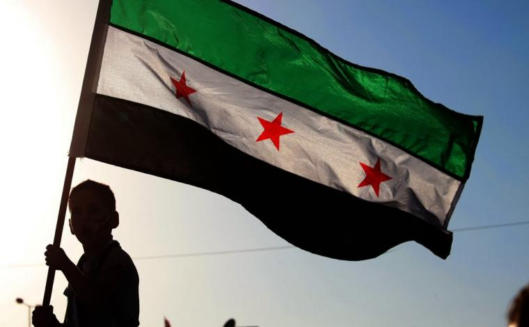 Graafix Flag of Syria