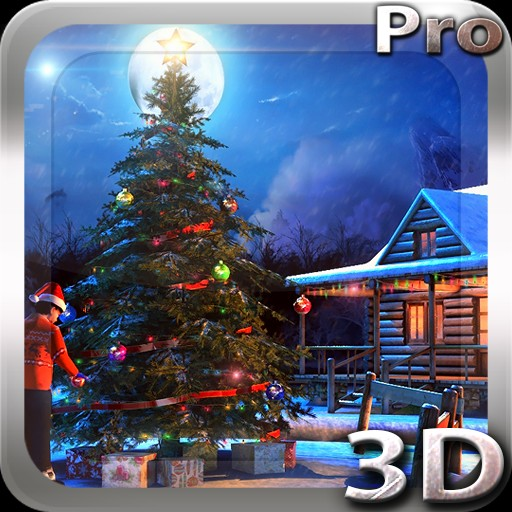 Christmas 3D Live Wallpaper   Android Forums at AndroidCentralcom