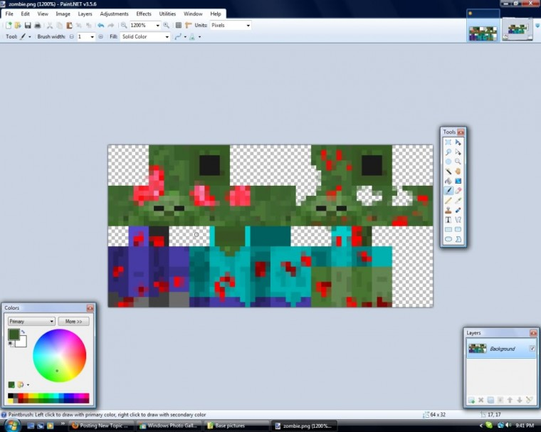 How To Create Your Own Minecraft Skin Ehow Auto Design Tech