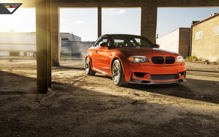 Vorsteiner BMW E82 1M Coupe 2014Related Car Wallpapers wallpaper