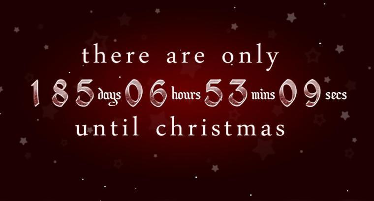 Christmas Countdown For Desktop HD Photo Galeries Best WallPaper