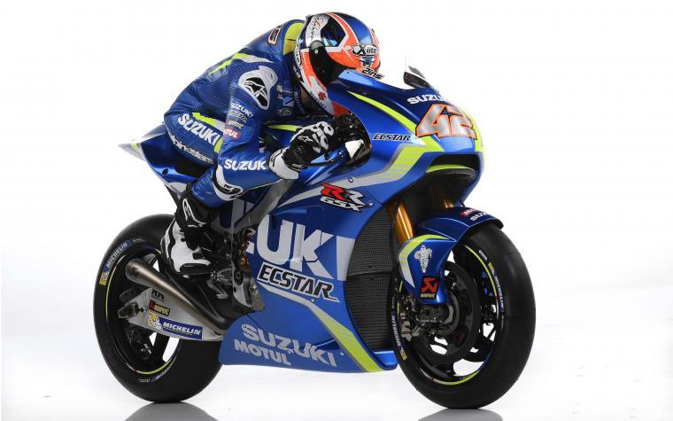 2017 Bike MotoGP Suzuki Wallpaper