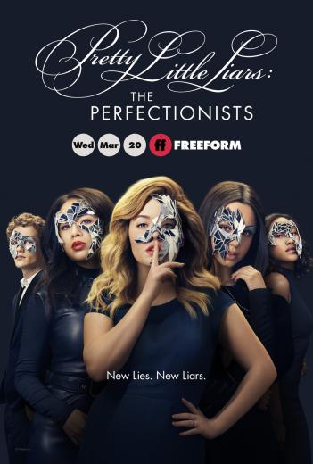 Pretty Little Liars The Perfectionists TV Series 2019   IMDb