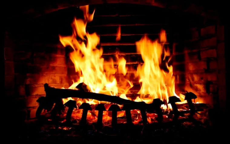 Fireplace live HD on the Mac App Store