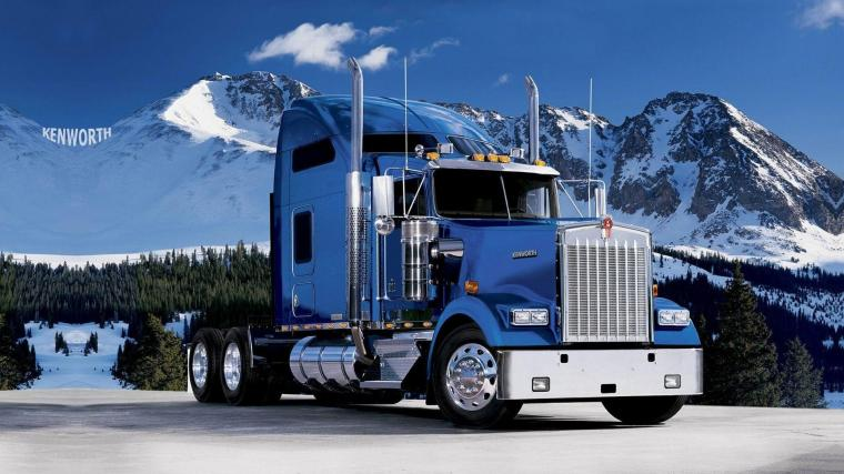 Trucks kenworth Peterbilt wallpaper 1920x1080 292206 WallpaperUP