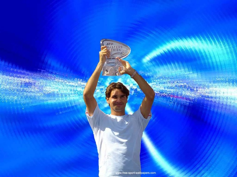 jollyworld Roger Federer Wallpaper