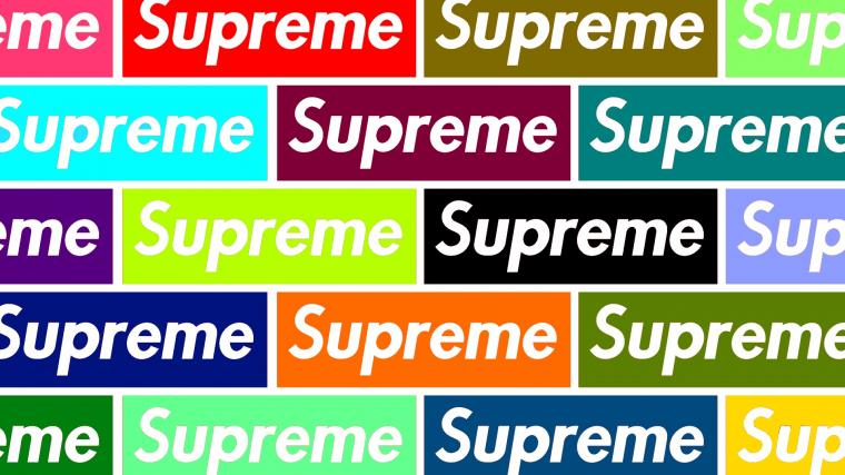 Colorfull Supreme Wallpaper v1 by ElegantComplex
